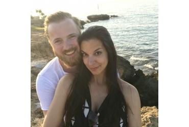 Šťastně vdaná DOVOLENKUJE
